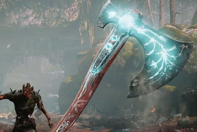 leviathan axe god of war