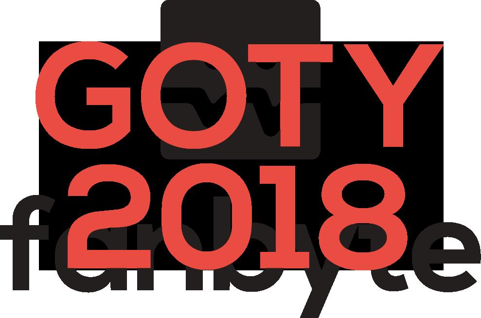 fanbyte goty 2018