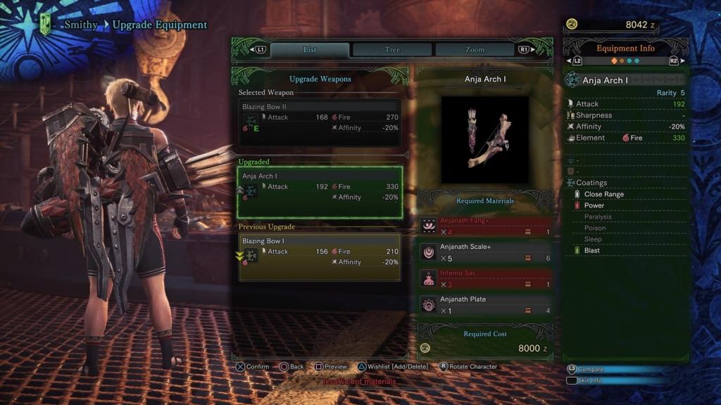 Monster Hunter Bow Guide