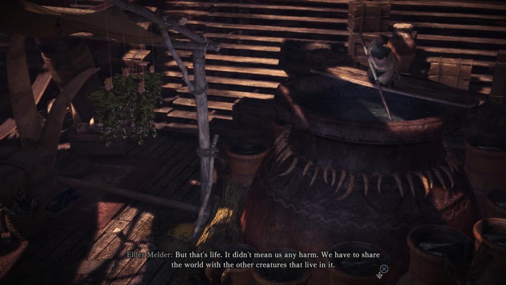 monster hunter elder melder
