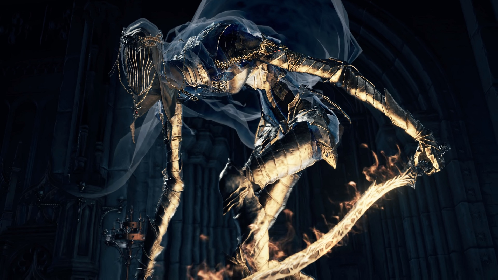 Photo of The Deeper Meaning of 'Fashion Souls' in Dark Souls and Bloodborne