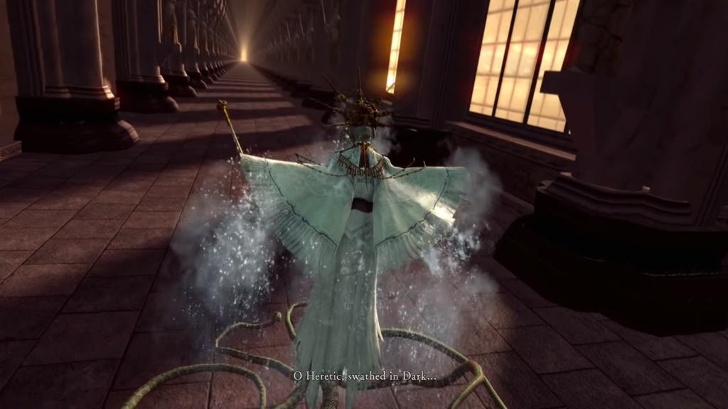 Dark Souls Gwyndolin