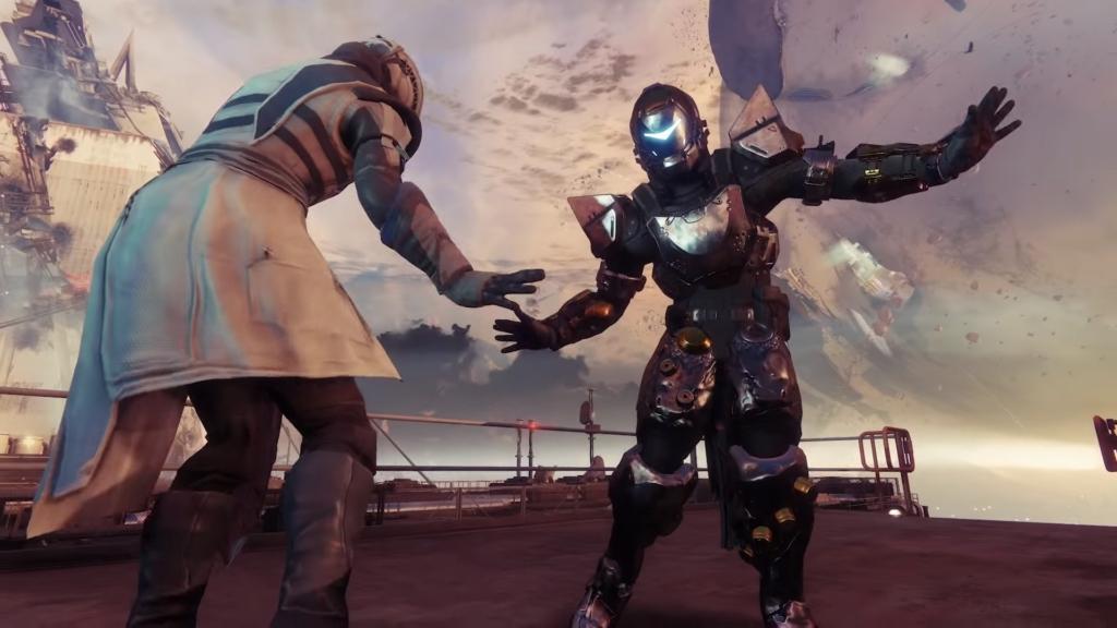 Destiny 2 Armor