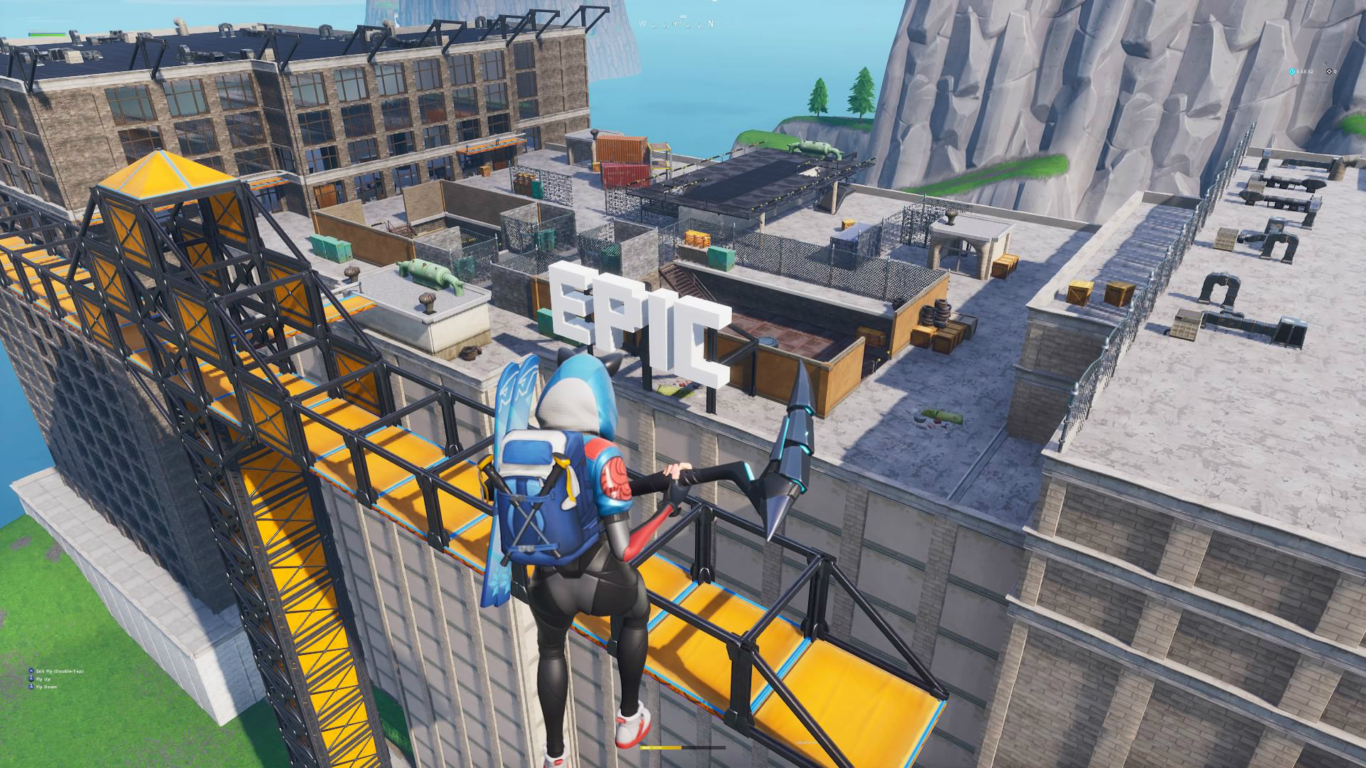 Fortnite Classic Levels Highrise Remake