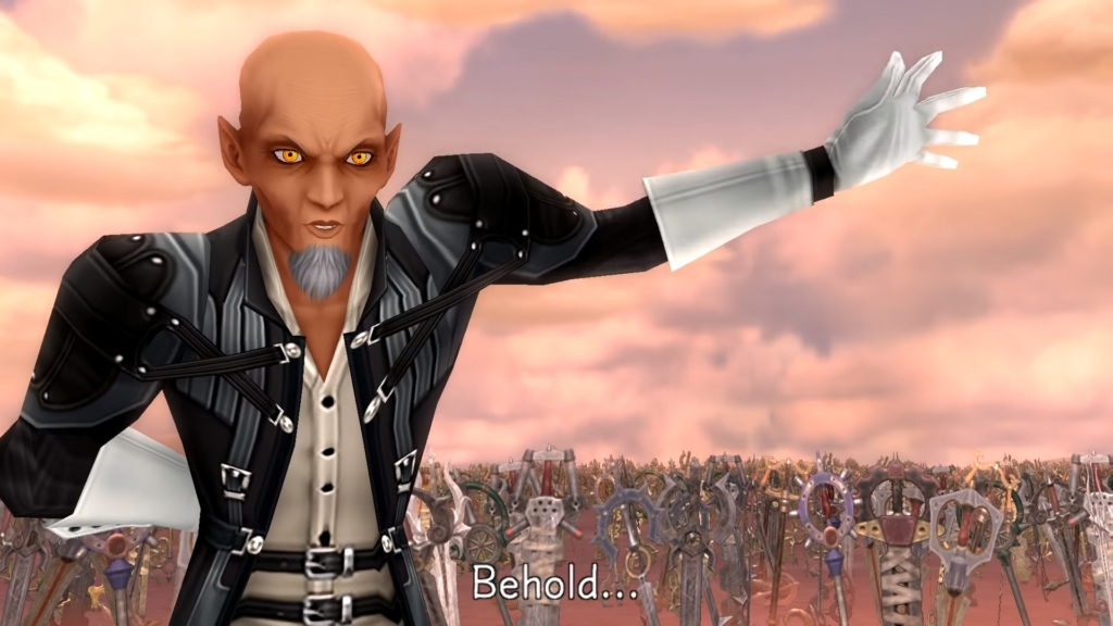 Kingdom Hearts Xehanort