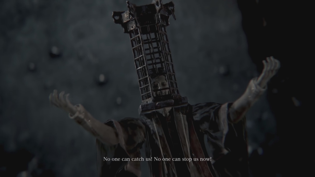 Mensis Cage Bloodborne
