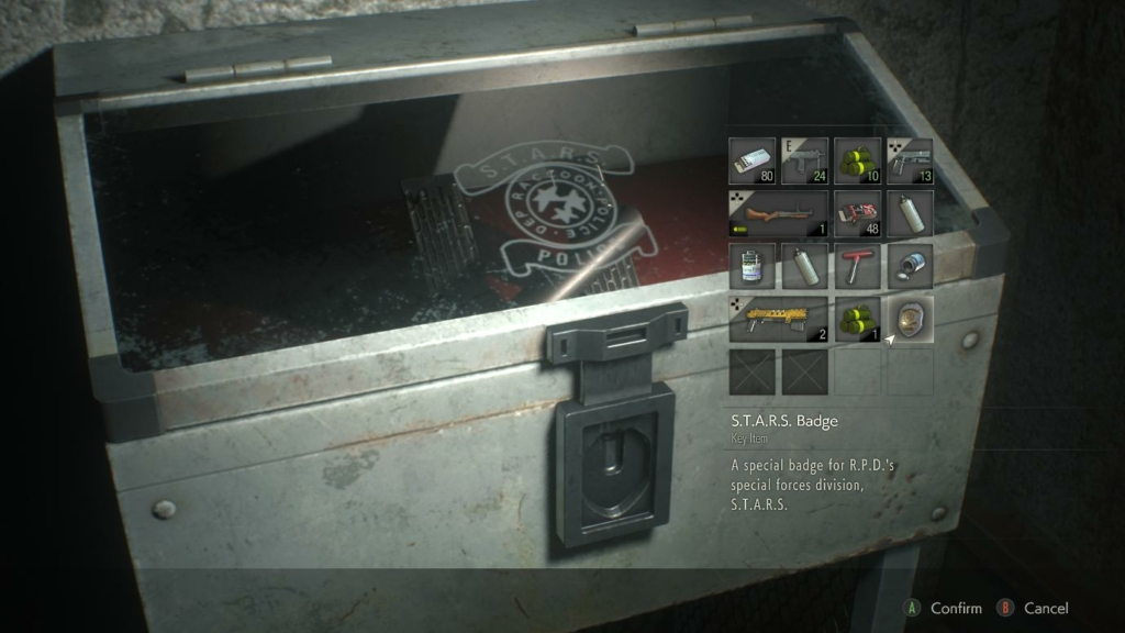Resident Evil Special Weapon Case
