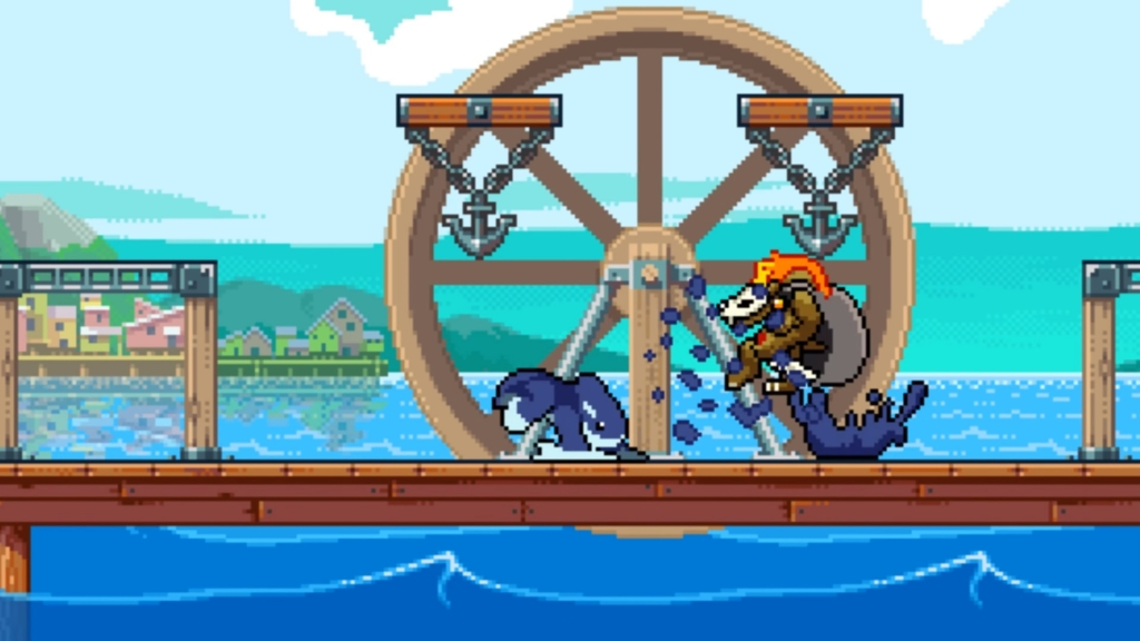 Rivals of Aether Smash Bros.