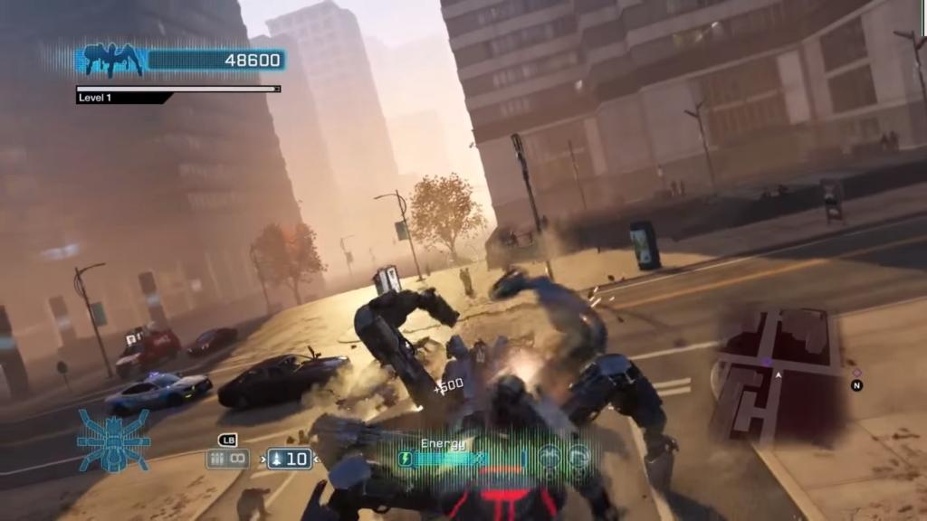 Spider Tank Watch Dogs
