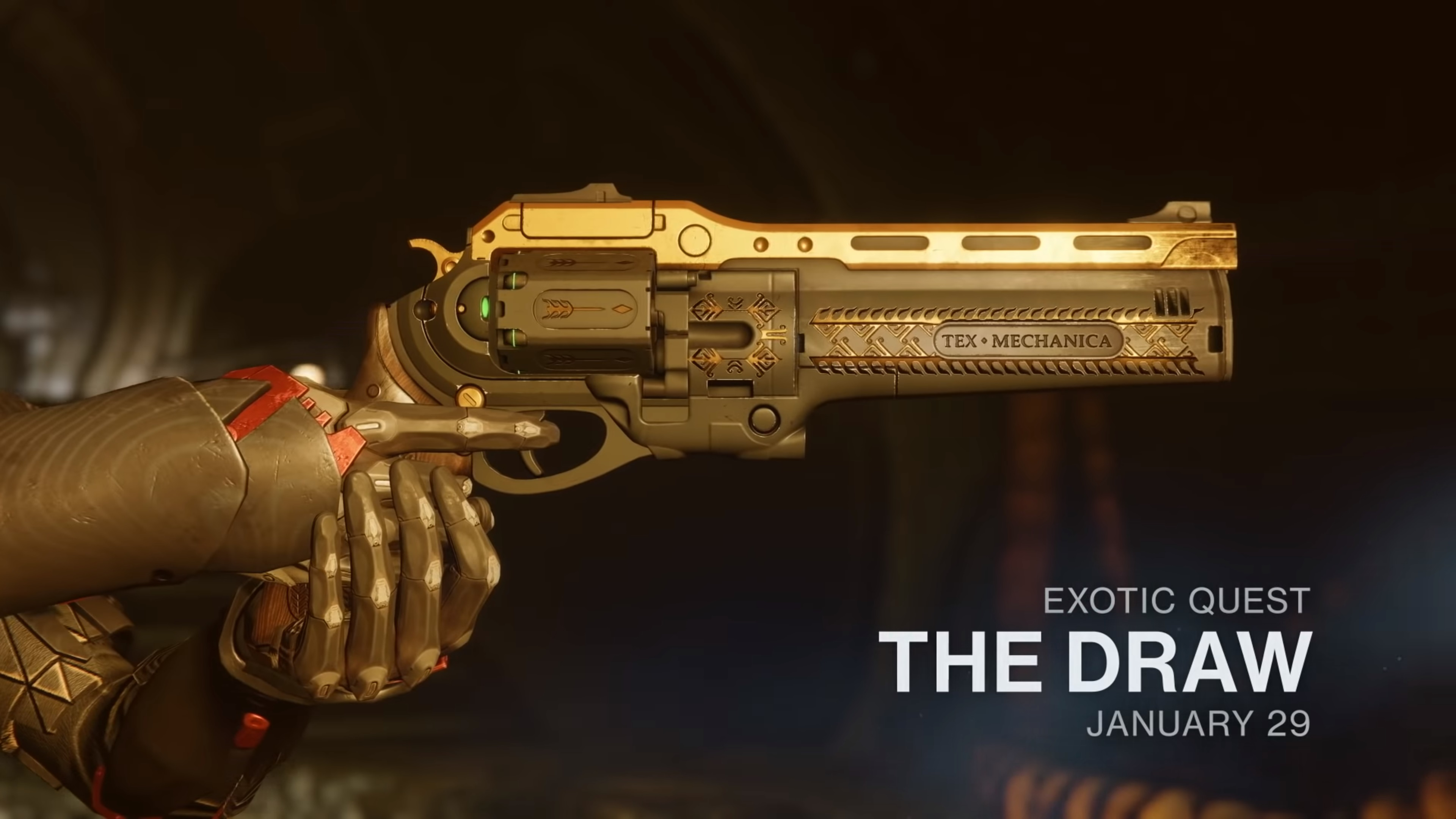 Destiny 2 The Draw Guide