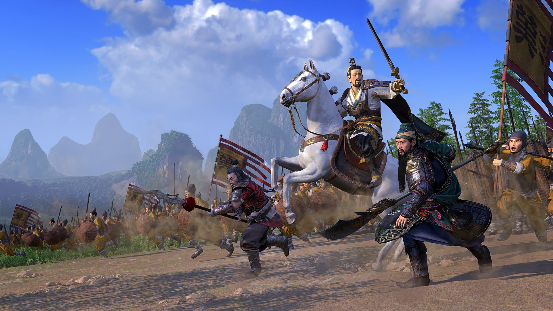 Photo of How Does Total War: Three Kingdoms Fare in the First 30 Turns?