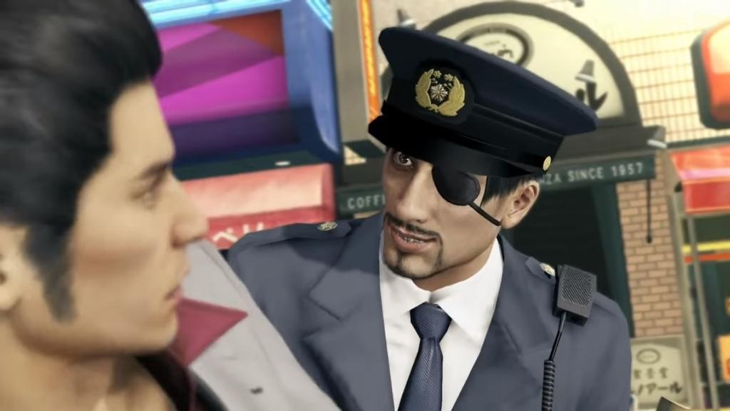 Video Game Remakes Yakuza