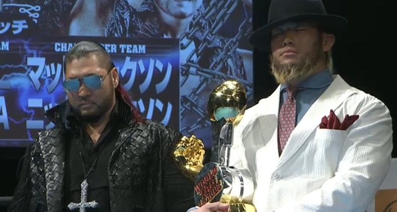 Photo of 2019 Video Games As Wrestle Kingdom 13 Matches