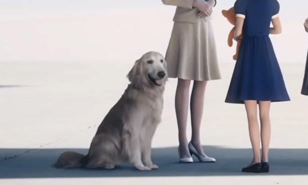 ace combat 7 dog