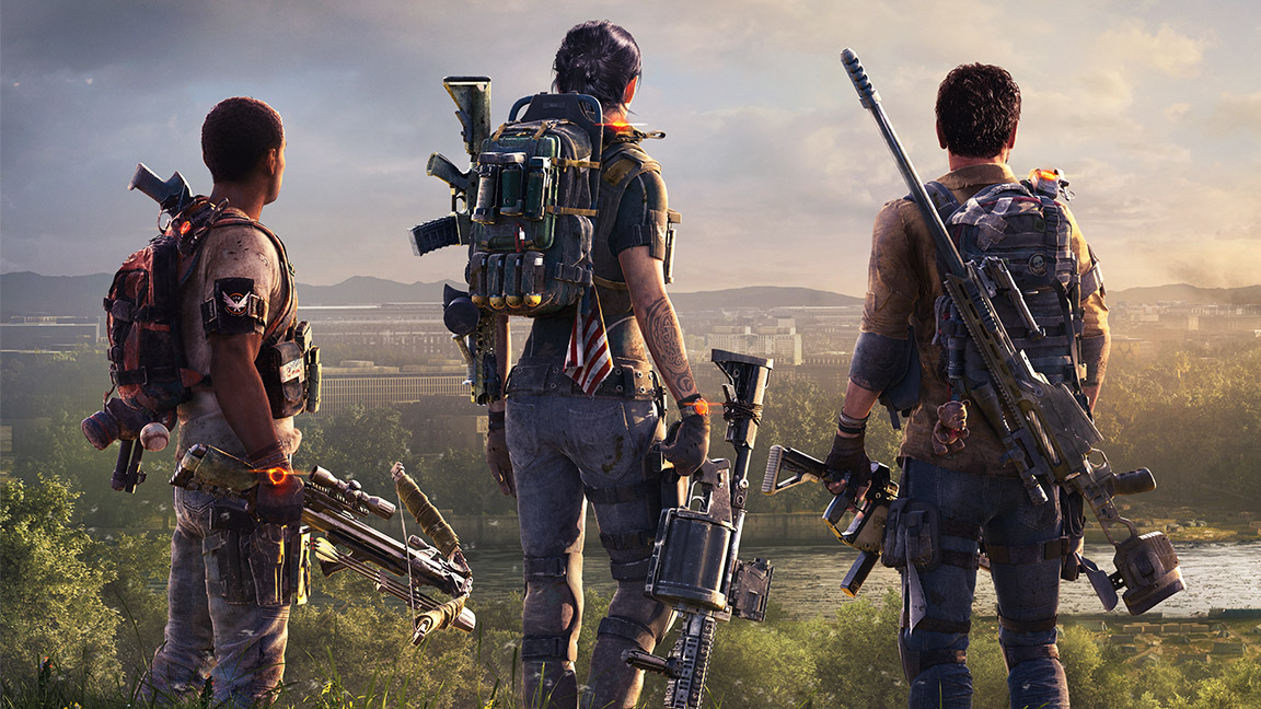 Photo of DC Outskirts, the First Episodic Content Update for Division 2 Releases July 23