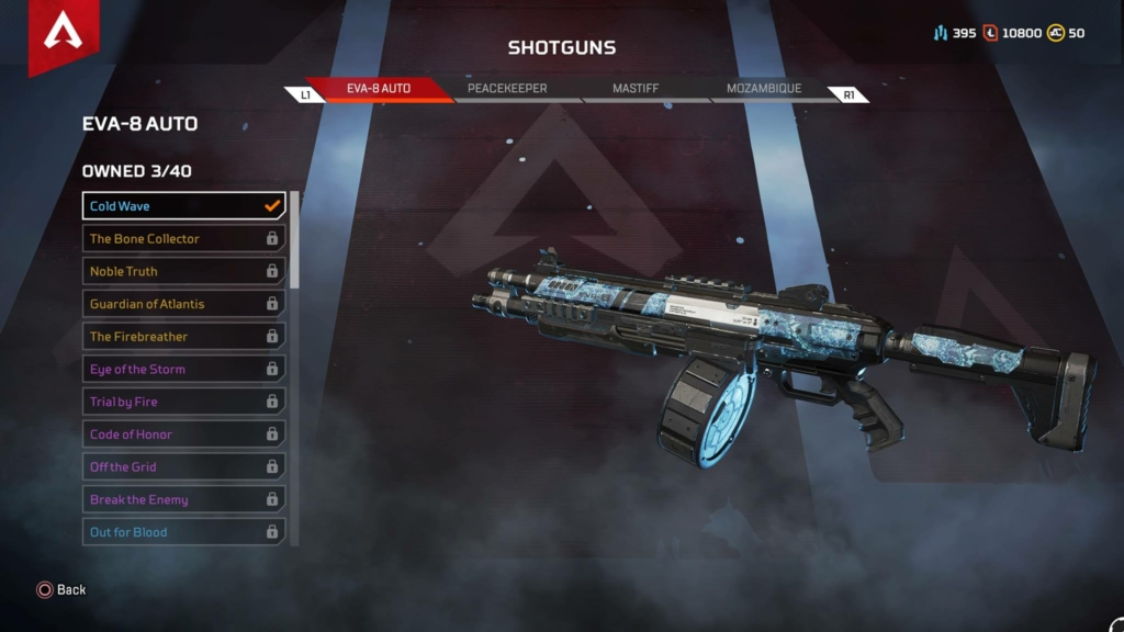 Apex Legends Weapons Ranked