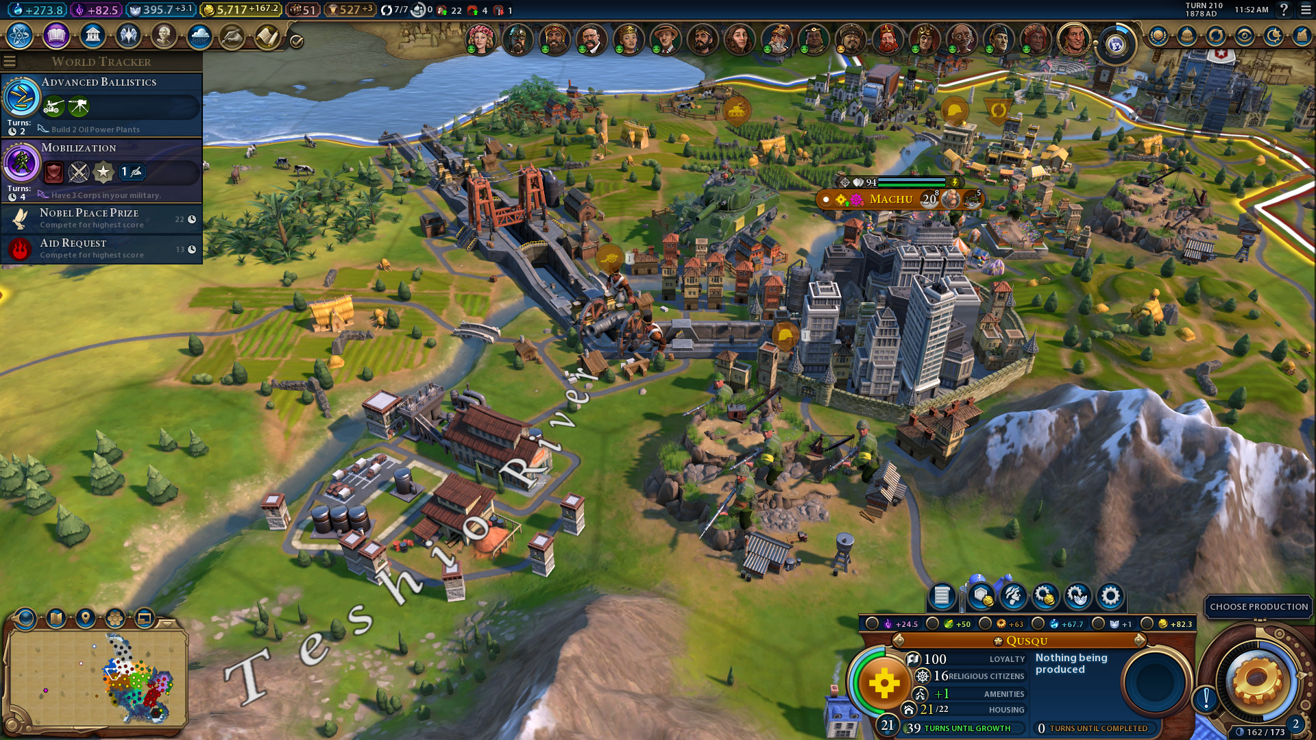 Photo of Civilization 6 Power Guide: Consumable Resources, Global Warming