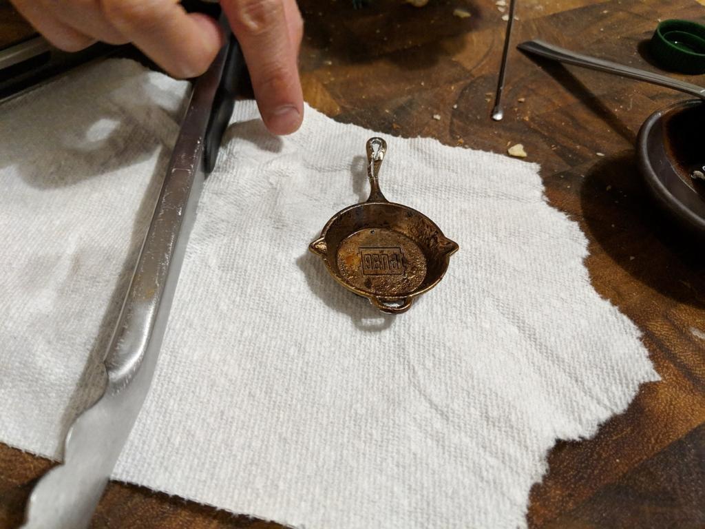 PUBG Frying Pan