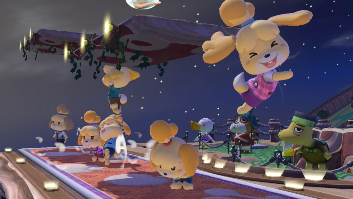Isabelle Animal Crossing