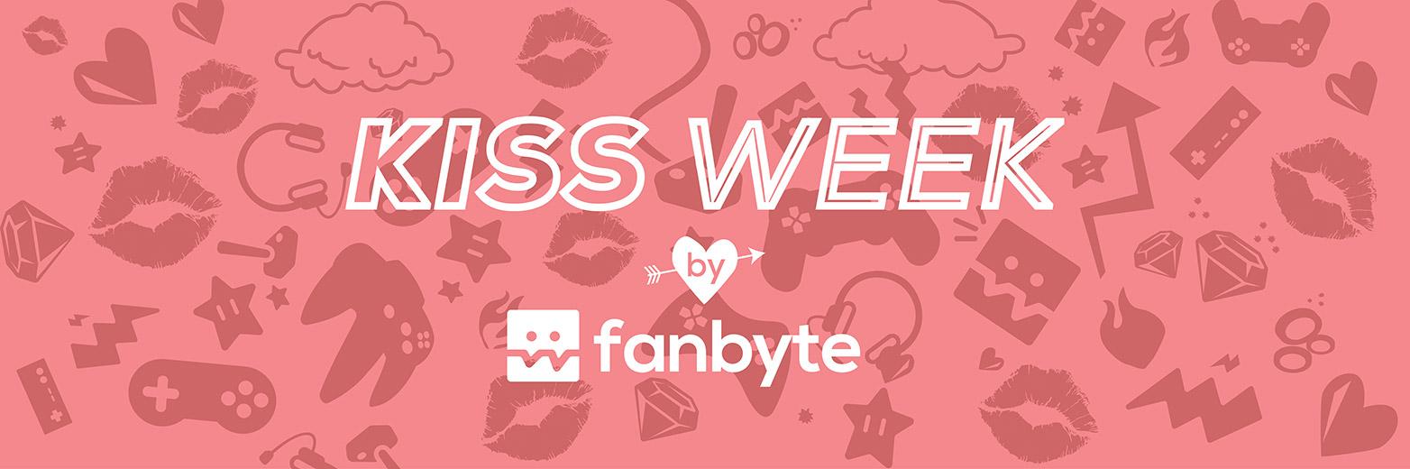 Photo of Kiss Week by Fanbyte 2019