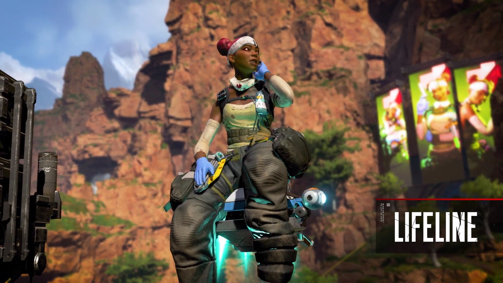 Lifeline Apex Legends Guide