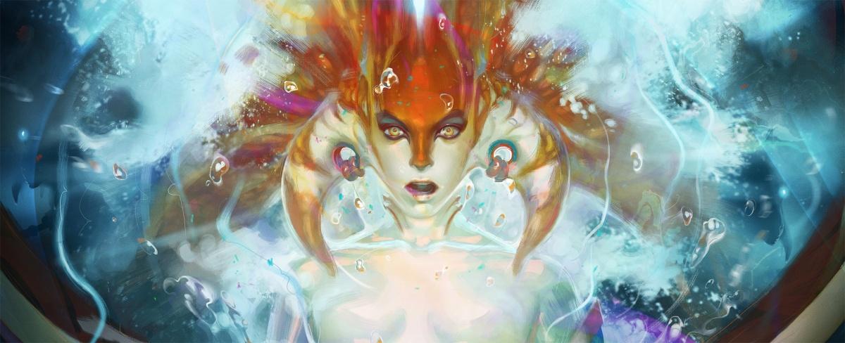 Naga Siren Dota 2