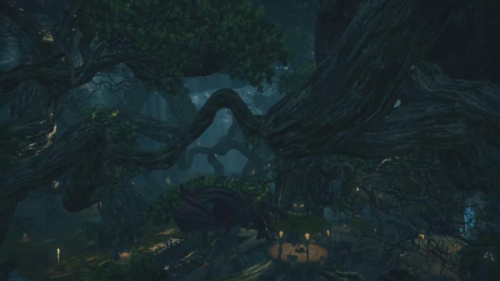 Final Fantasy 14 New Area