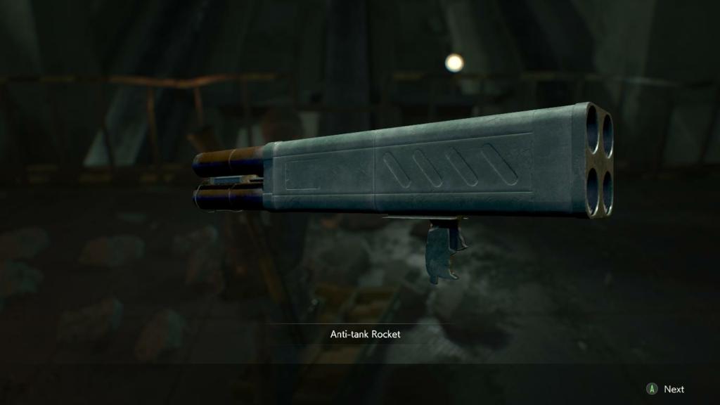 Resident Evil 2 Mr. X