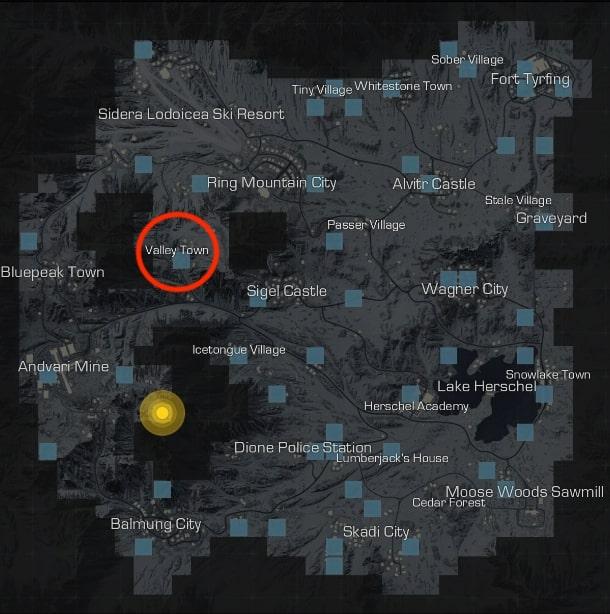 Ring of Elysium Dione Drop
