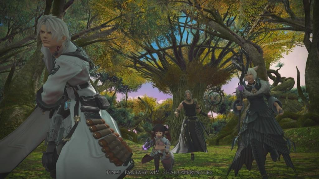 Final Fantasy 14 Trust