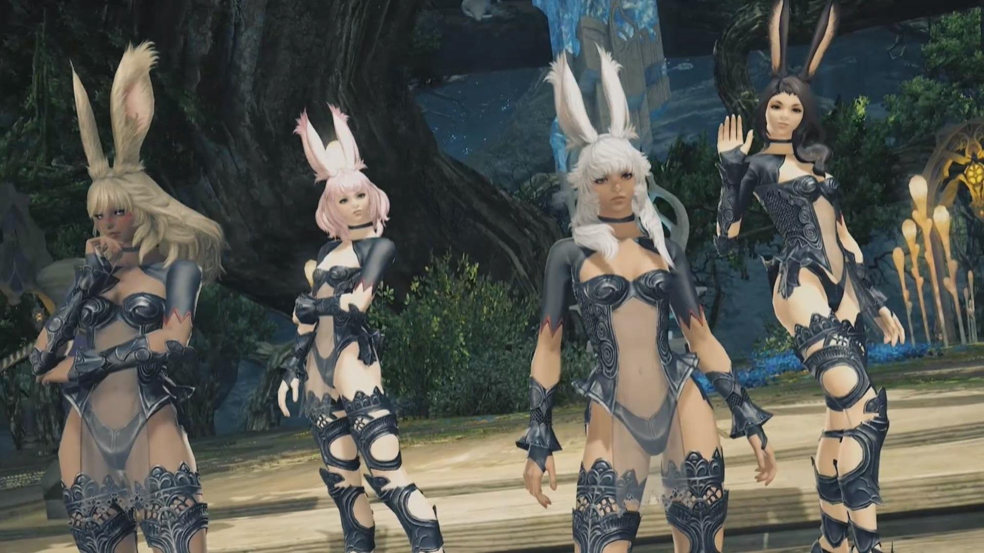 Final Fantasy 14 Viera