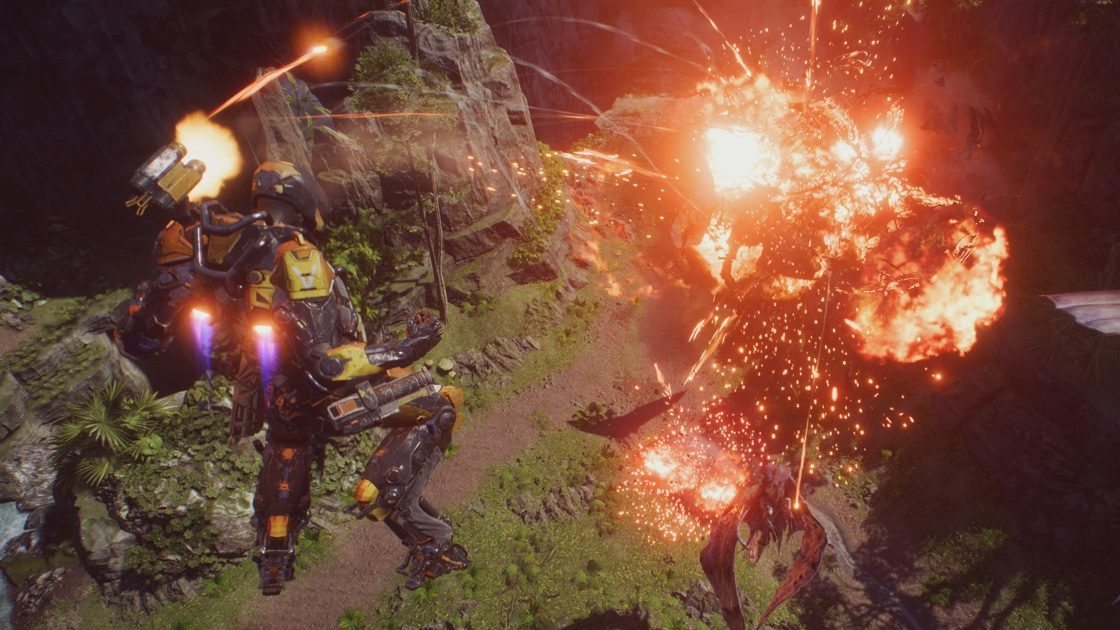 Photo of Anthem Ranger Build Guide: Best Loadouts, Javelin Gear, Combos