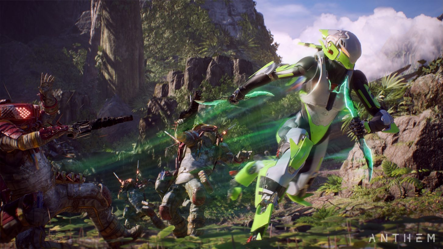 Photo of Anthem Interceptor Build Guide: Best Loadouts, Javelin Gear, & Combos
