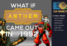 Photo of Game Swap: Anthem as Space Harrier