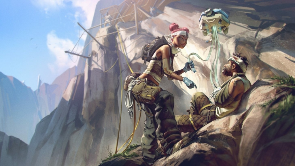 Lifeline Apex Legends Guide