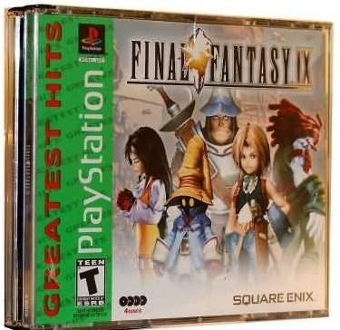 final fantasy ix box