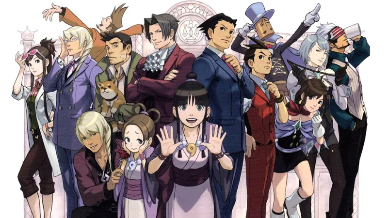 Photo of Six Ace Attorney Anniversaries That Passed When You Weren't Looking
