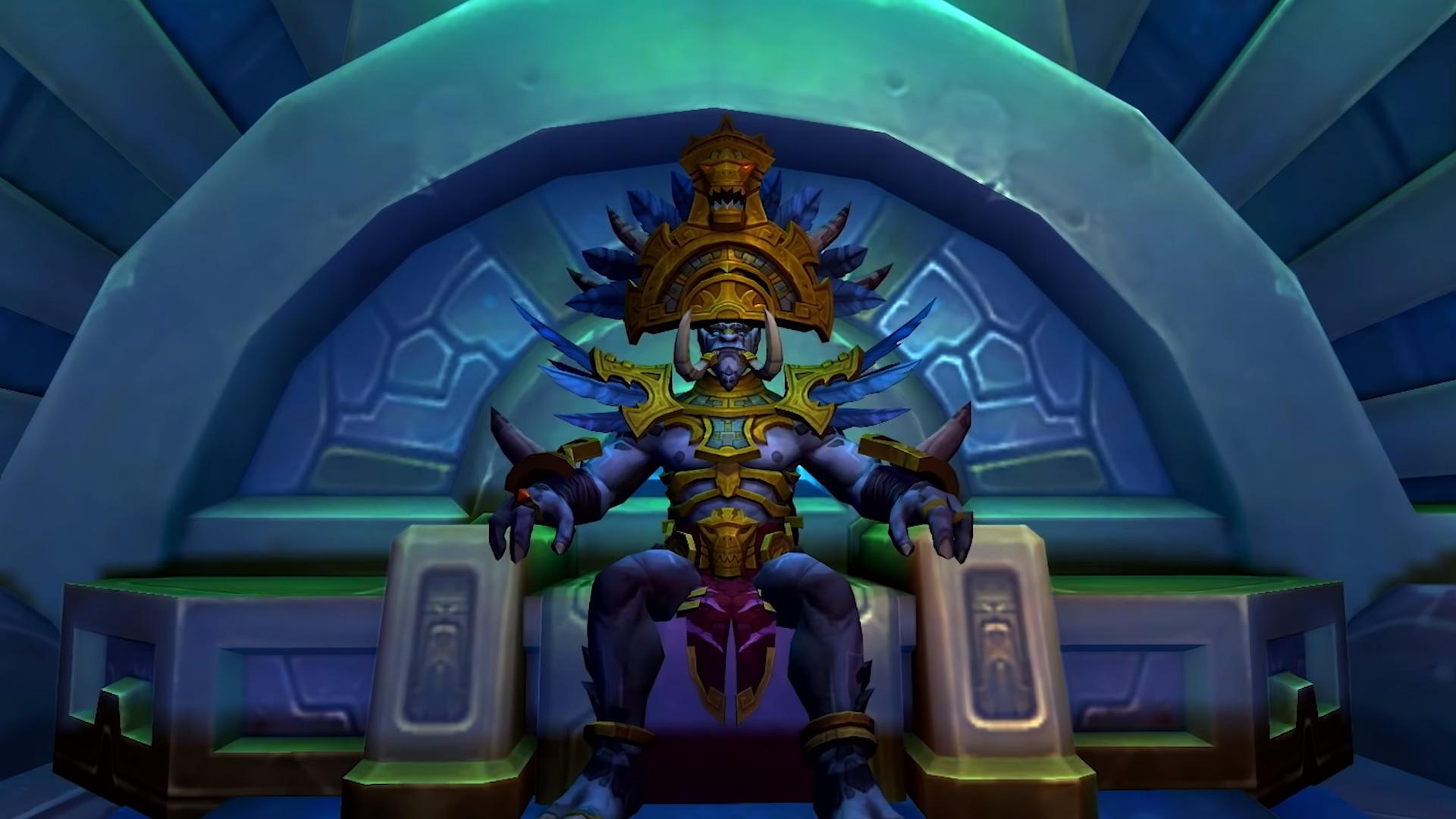 World of Warcraft Patch