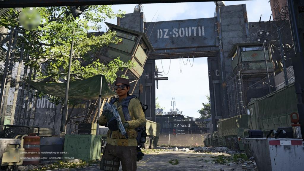 Division 2 Dark Zone Unlock