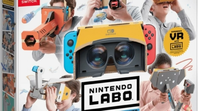 Photo of 3 Free Ideas for Nintendo's New Labo VR Kit