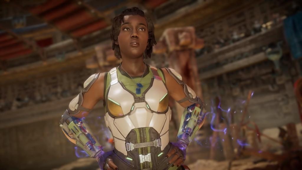 Mortal Kombat 11 Jacqui Briggs Tips