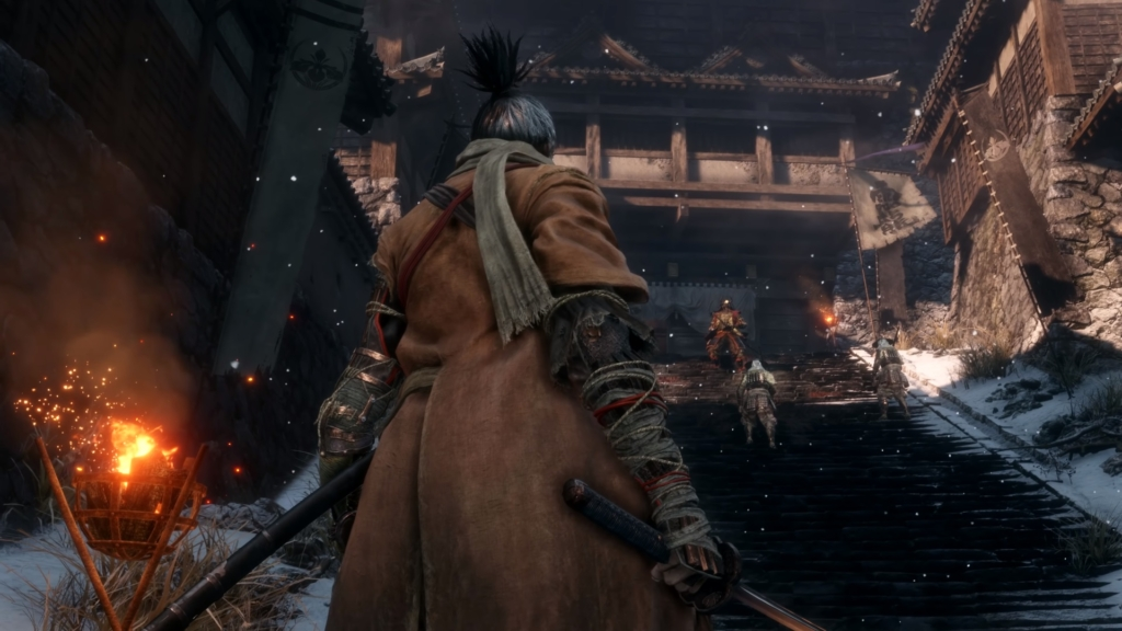 Sekiro Tips Beat Jinsuke Saze