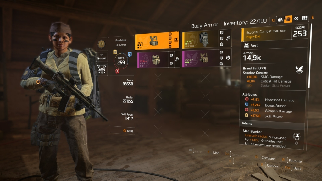 The Division 2 Builds Guide Best Tank Dps Skills Loadouts
