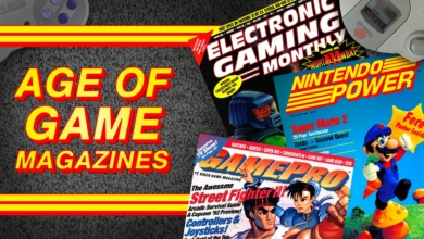 Photo of Looking Back at the Golden Age of Game Magazines