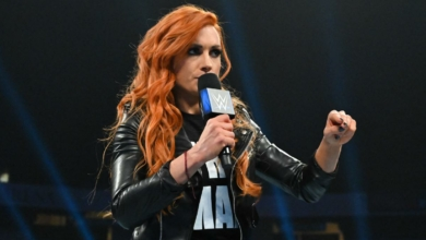 Photo of No Apologies: A Conversation With Becky Lynch