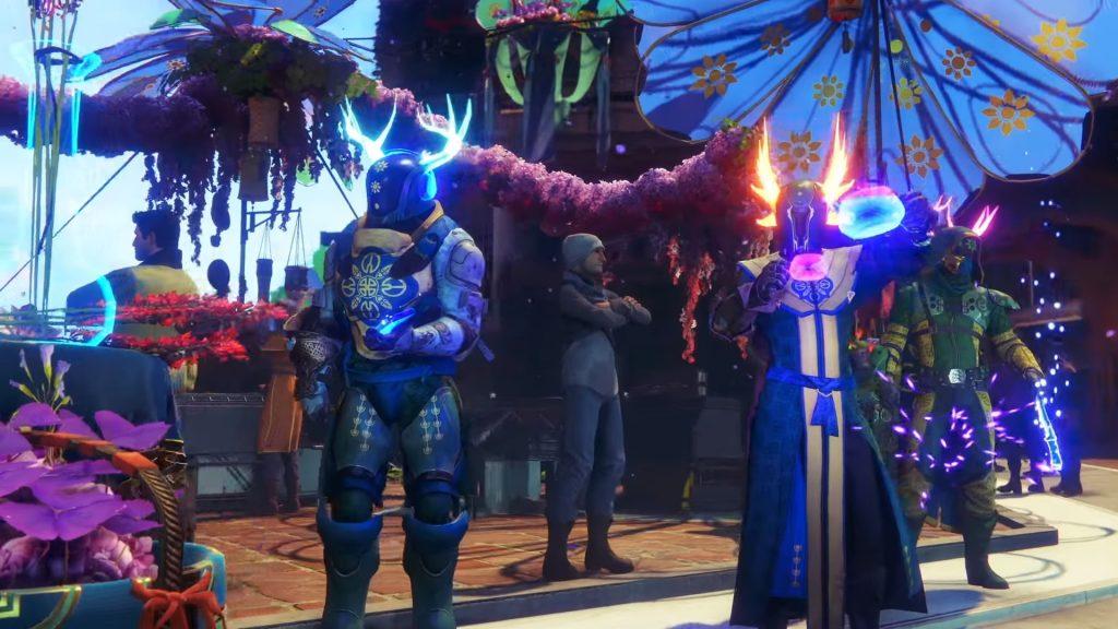 Destiny 2 The Revelry Details