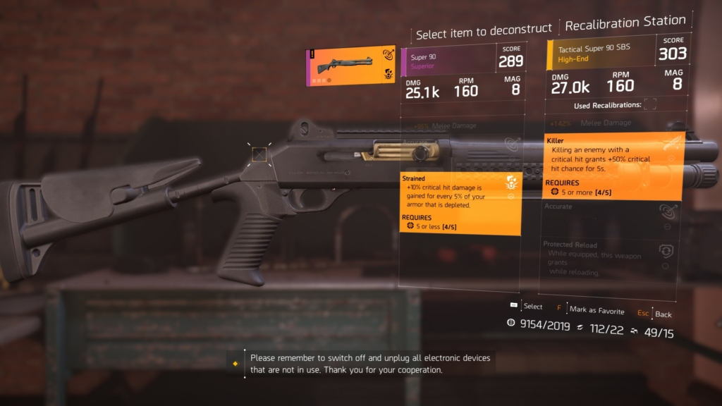 The Division 2 Recalibration Guide (1)