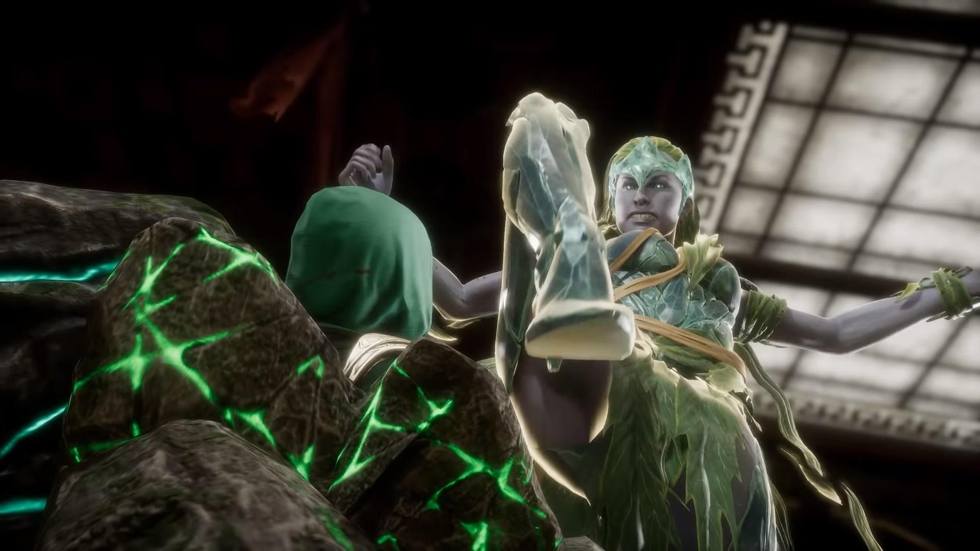 Mortal Kombat 11 Cetrion Fatalities
