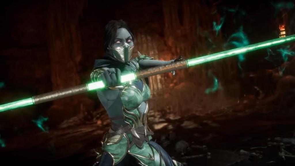 Mortal Kombat 11 Jade Fatalities