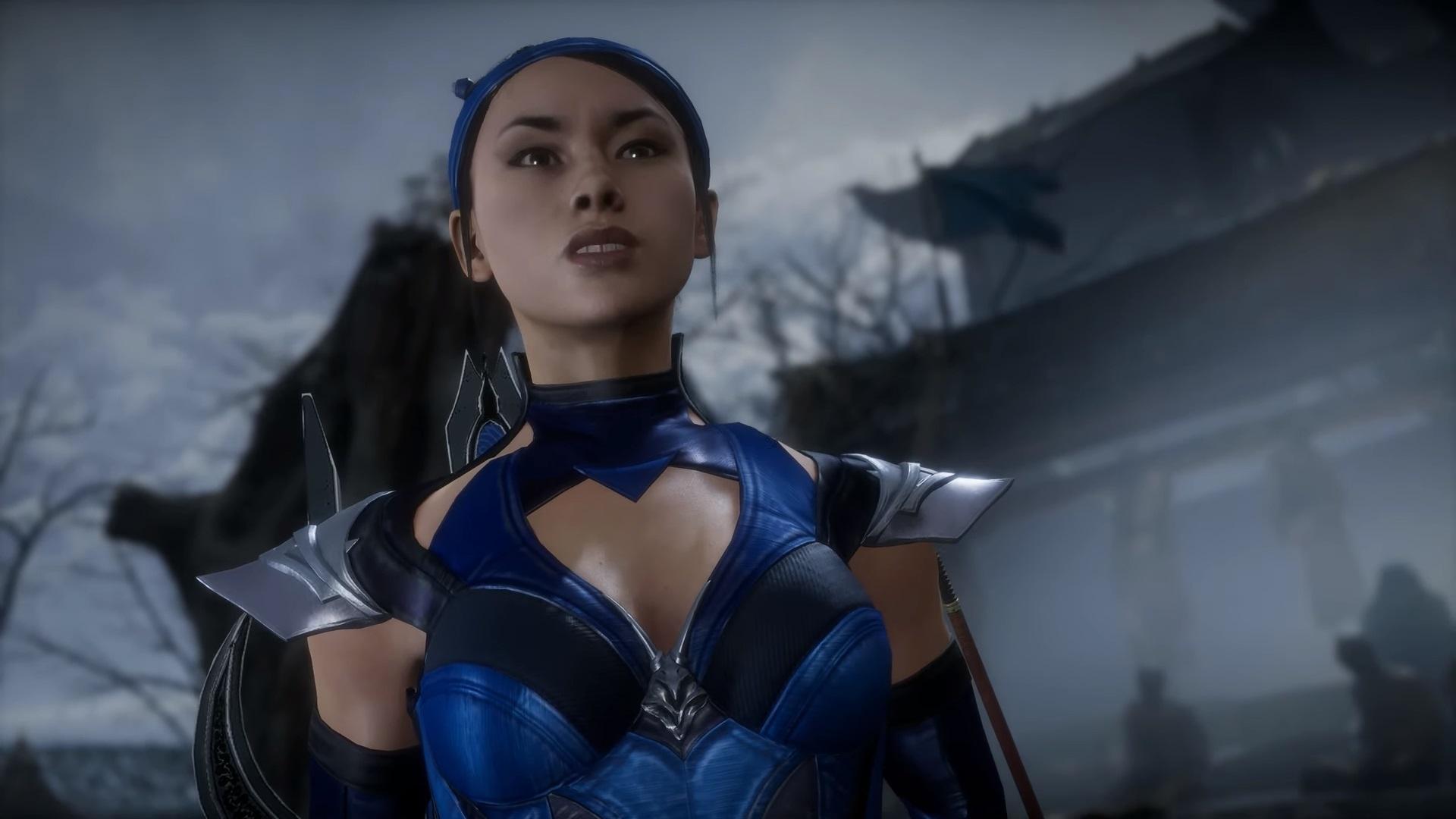 Mortal Kombat 11 Kitana Tips